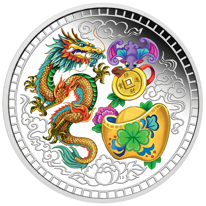 Tuvalu_2018_Blessings_Dragon_$1_1_Oz_Pure_Silver_Proof_with_Color